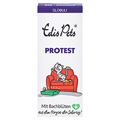 Edis Pets Cat Nr. 50 Protest 20 Gramm - Vorderseite