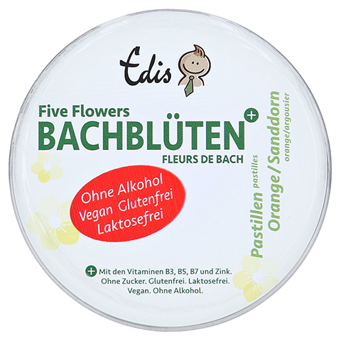 Edis Five Flowers Pastillen 50 Gramm