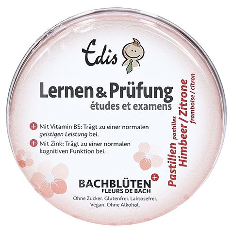 Edis Lernen und Prüfung Bachblüten Pastillen 50 Gramm