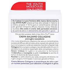 COLLISTAR Attivi Puri Collagen Cream Balm 50 Milliliter - Rückseite