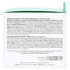COLLISTAR High Definition Slimming Cream 400 Milliliter - Linke Seite