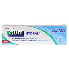 GUM HYDRAL Feuchtigkeitsgel 50 Milliliter - Vorderseite