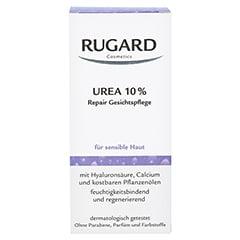 RUGARD Urea 10% Repair Gesichtspflege Creme 50 Milliliter - Vorderseite