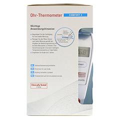 APONORM Fieberthermometer Ohr Comfort 3 infrarot 1 Stück - Vorderseite