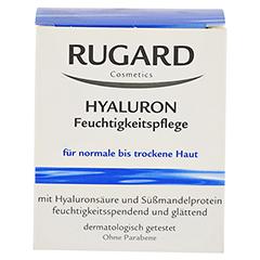 RUGARD Hyaluron Feuchtigkeitspflege 50 Milliliter - Vorderseite