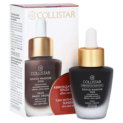 COLLISTAR Face Magic Drops 30 Milliliter