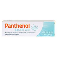 PANTHENOL Gel Aloe Vera 40 Gramm - Vorderseite