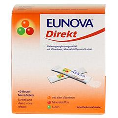 EUNOVA Direkt Sticks 40 Stück - Vorderseite