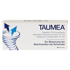 TAUMEA Tabletten 40 Stück - Vorderseite