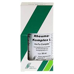 RHEUMA KOMPLEX L Ho-Fu-Complex Tropfen 50 Milliliter N1 - Vorderseite