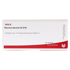 MAMMA DEXTRA GL D 10 Ampullen 10x1 Milliliter N1 - Vorderseite