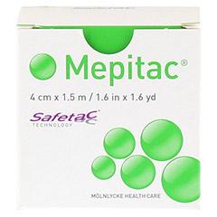 MEPITAC 4x150 cm unsteril Rolle 1 Stück - Vorderseite