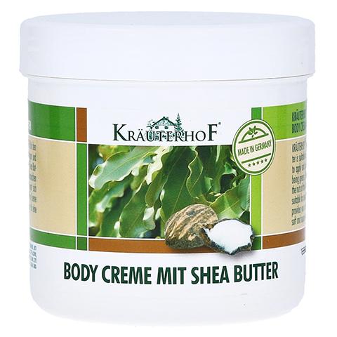 SHEABUTTER Body Creme Kräuterhof 250 Milliliter