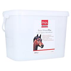 PHA Basis Mineral Plus Pellets f.Pferde 5000 Gramm