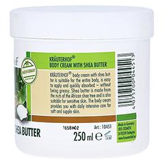 SHEABUTTER Body Creme Kräuterhof 250 Milliliter - Rechte Seite