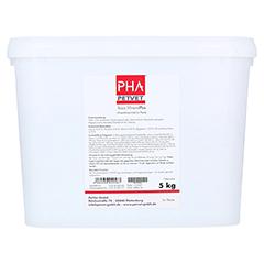 PHA Basis Mineral Plus Pellets f.Pferde 5000 Gramm - Rückseite