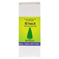 RD TOXEX 30 Tropfen 100 Milliliter N2 - Vorderseite
