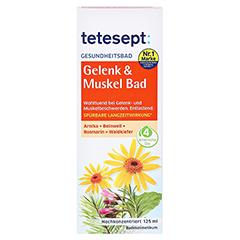 TETESEPT Gelenk & Muskel Bad 125 Milliliter - Vorderseite
