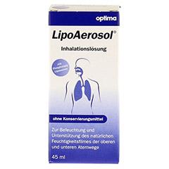 LIPOAEROSOL liposomale Inhalationslösung 45 Milliliter - Vorderseite