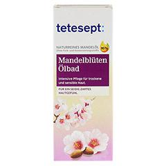 TETESEPT Mandelblüten Ölbad 125 Milliliter - Vorderseite