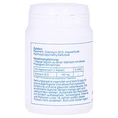 COENZYM Q10 Ubichinon Mono-Kapseln 100 mg 60 Stück - Linke Seite