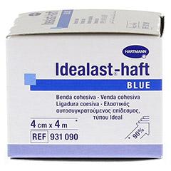 IDEALAST-haft color Binde 4 cmx4 m blau 1 Stück - Linke Seite