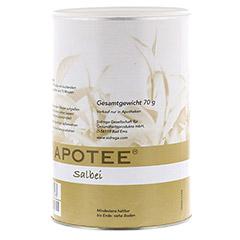 APOTEE Salbei 70 Gramm - Linke Seite