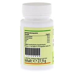 BROMELAIN 160 mg+Papain 160 mg Tg.Kapseln 60 Stück - Linke Seite
