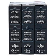 MYSIZE Testpack 60 64 69 Kondome 3x3 Stück - Linke Seite