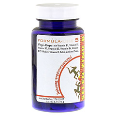 SELEN ZINK Vit.B Komplex Vegi-Kaps 480 mg 60 Stück - Linke Seite