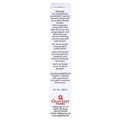 DOPPELHERZ Eisen+Vit.C+L-Histidin Tabletten 30 Stück - Linke Seite