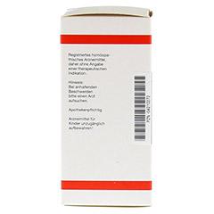 CAPSICUM D 4 Tabletten 200 Stück N2 - Linke Seite