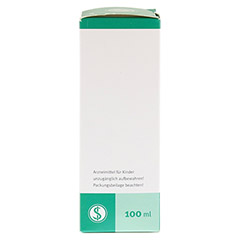 CHOLHEPAN-HomTropfen N 100 Milliliter N2 - Linke Seite