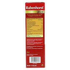RABENHORST Acerola plus C 1000 Saft ungesüßt 450 Milliliter - Rechte Seite
