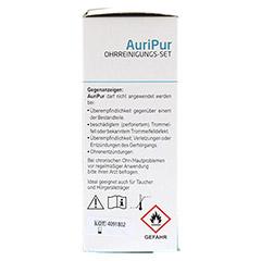 AURIPUR Ohrreinigungs-Set 50 ml 1 Stück - Rechte Seite