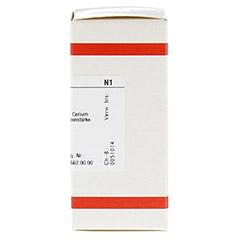 CERIUM OXALICUM D 4 Tabletten 80 Stück N1 - Rechte Seite