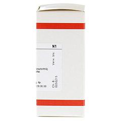 STRYCHNINUM NITRICUM D 6 Tabletten 80 Stück N1 - Rechte Seite