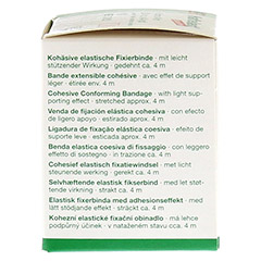 HAFTELAST Fixierb.kohäs.latexfrei 6 cmx4 m creme 1 Stück - Rechte Seite