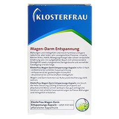 KLOSTERFRAU Magen-Darm Entspannung Kapseln 20 Stück - Rückseite