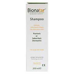 BIONATAR Shampoo boderm 200 Milliliter - Rückseite