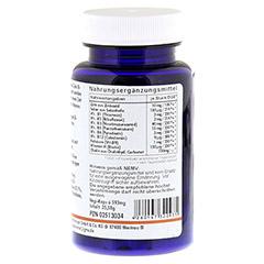 SELEN ZINK Vit.B Komplex Vegi-Kaps 480 mg 60 Stück - Rückseite