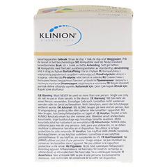 KLINION Soft fine colour Lanzetten 30 G 210 Stück - Rückseite