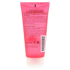 BODYSOL Aroma Duschgel Pink Grapefruit 100 Milliliter - Rückseite
