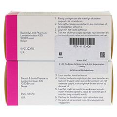 Artelac EDO Augentropfen 120x0.6 Milliliter N3 - Oberseite