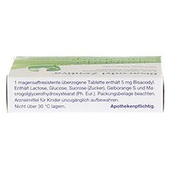 Bisacodyl Zentiva 5mg 20 Stück - Oberseite