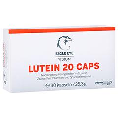 EAGLE EYE Lutein 20 Vision Caps 30 Stück