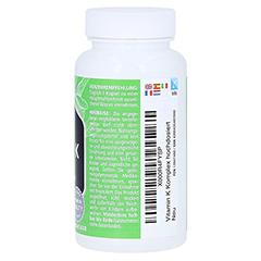 VITAMIN K1+K2 Komplex hochdosiert vegan Kapseln 120 Stück - Linke Seite
