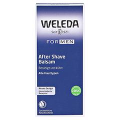 WELEDA for Men After Shave Balsam 100 Milliliter - Vorderseite