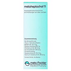METAHEPTACHOL N Mischung 100 Milliliter N2 - Rückseite