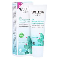 WELEDA Feigenkaktus 24h Feuchtigkeitscreme 30 Milliliter
